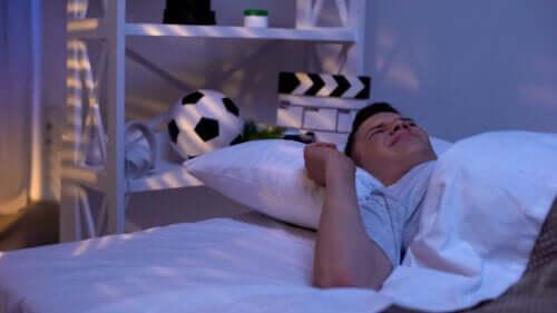 Søvnproblemer hos unge