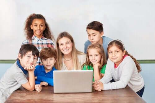 En aktivitet til at arbejde med selvværd i klasseværelset