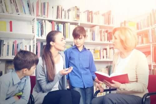 Sådan kan man opbygge et samarbejde mellem familie og skole