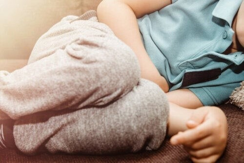 Fordøjelsesforstyrrelser hos børn