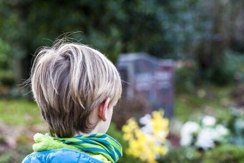 Frygten for døden hos børn
