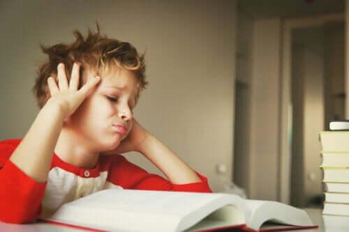 Sådan motiveres børn, der mister interessen for at lære
