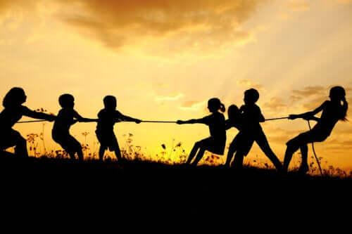 Sommerspil og aktiviteter for børn