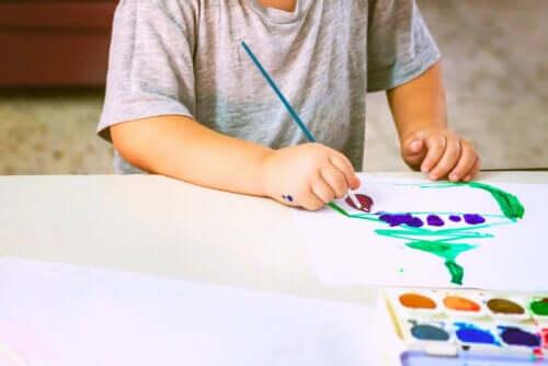Kend dit barns personlighed gennem trætesten