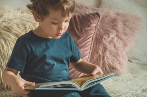 Sådan vælger du en god bog til børn