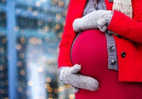 Forskellige vinterinspirerede babynavne
