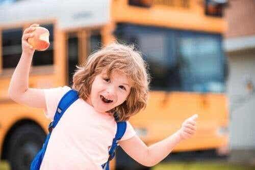 7 sætninger til at motivere børn i skolen