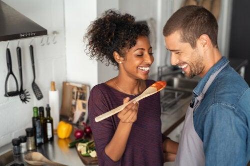 Kostplan til at forbedre fertiliteten hos par